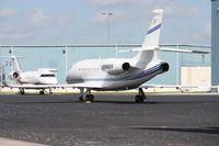 N988DV @ OPF - Falcon 2000EX