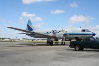 N41527 @ OPF - Convair 440