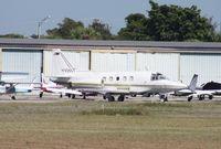 YV265T @ FXE - Venezuelan Sabreliner