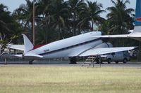YV1854 @ OPF - Venezuelan registered C-47A - by Florida Metal