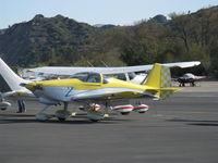 N115PM @ SZP - 2007 Pajares VAN's RV-6A, Lycoming O-360-A1A 180 Hp - by Doug Robertson