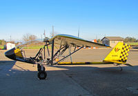 N516KC @ DWA - 2010 McCarty RANS S-18 homebuilt @ Yolo County Airport, CA - by Steve Nation