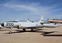144200 - Lockheed T2V-1 SeaStar at the Pima Air & Space Museum, Tucson AZ - by Ingo Warnecke