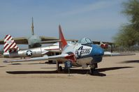 141121 - Grumman TAF-9J Cougar at the Pima Air & Space Museum, Tucson AZ - by Ingo Warnecke