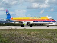 6Y-JMH @ TNCB - Air Jamaica - by Casper Kolenbrander