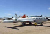 53-6145 - Lockheed T-33A at the Pima Air & Space Museum, Tucson AZ - by Ingo Warnecke