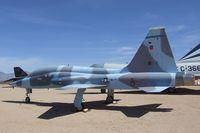 61-0854 - Northrop T-38A Talon at the Pima Air & Space Museum, Tucson AZ - by Ingo Warnecke