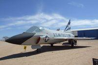 54-1366 - Convair TF-102A Delta Dagger at the Pima Air & Space Museum, Tucson AZ - by Ingo Warnecke