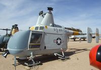 62-4531 - Kaman HH-43F Huskie at the Pima Air & Space Museum, Tucson AZ - by Ingo Warnecke