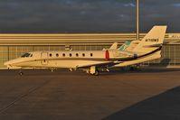 N710MS @ LOWW - Cessna 680