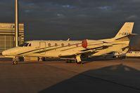 I-CMAB @ LOWW - Cessna 560XL
