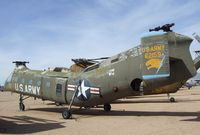 56-2159 - Piasecki H-21C Shawnee at the Pima Air & Space Museum, Tucson AZ - by Ingo Warnecke