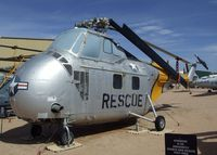 52-7537 - Sikorsky UH-19B Chickasaw at the Pima Air & Space Museum, Tucson AZ