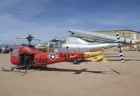 145842 - Bell HTL-7 at the Pima Air & Space Museum, Tucson AZ