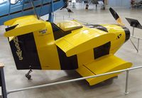 N83WS - Robert Starr Bumblebee (world's smallest aircraft) at the Pima Air & Space Museum, Tucson AZ