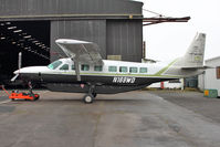 N169WD @ EGTR - Cessna 208B, c/n: 208B2167 based at Elstree