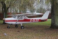 G-GLED @ EGTR - 1975 Cessna 150M, c/n: 150-76673 at Elstree
