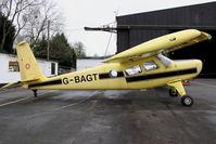 G-BAGT @ EGTR - 1968 Helio H-295, c/n: 1288 at Elstree