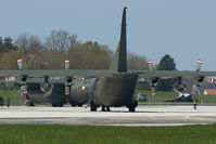 8T-CA @ LOWL - Austrian Air Force Lockheed C130 Hercules