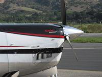 N712G @ SZP - 2011 Hawker Beech G36 BONANZA, Continental IO-550-B 300 Hp, cowl logo - by Doug Robertson