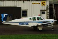 N6096E @ EBSG - Saint Ghislain airport resident - by Alain Gicart