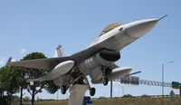 80-0528 - F-16 at Pinellas Park FL