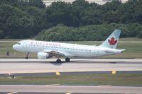 C-FTJQ @ TPA - Air Canada A320