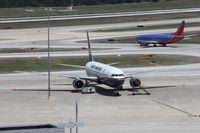 N760NA @ TPA - North American 767