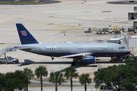 N835UA @ TPA - United A319