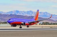 N785SW @ KLAS - N785SW Southwest Airlines 2000 Boeing 737-7H4 C/N 30602  Las Vegas - McCarran International (LAS / KLAS) USA - Nevada, December 3, 2011 Photo: Tomás Del Coro - by Tomás Del Coro
