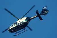 N135BF - Emergency take-off from Sarasota Memorial Hospital, FL, December 2010 - by Jacek Jarzecki