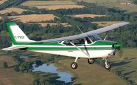 CF-SZP - Over York Ontario - by Brian Kenney
