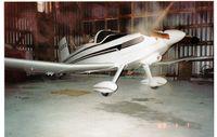C-GIRQ - Hanger 5 Brockville Ontario - by Victor J Thompson
