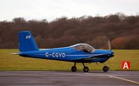 G-CGVD @ EGTB - RV12 FLYING GROUP - by Clive Glaister