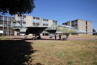 E18 @ LFDN - Preserved inside LFDN AFB... - by Shunn311