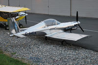 C-IHGX @ CYCW - Maybe the smallest aircraft of the world ... - by Tomas Milosch