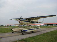 C-GFCF @ CNC3 - @ Brampton Airport - by PeterPasieka