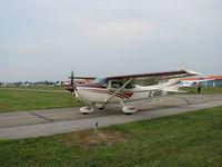 C-GDQI @ CNC3 - @ Brampton Airport - by PeterPasieka