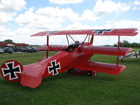 C-GFJK @ CNC3 - The Great War Flying Museum - by PeterPasieka