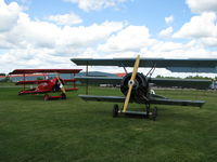 C-GDRI @ CNC3 - The Great War Flying Museum - by PeterPasieka