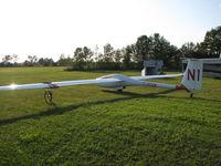 C-GFQM @ CCN4 - Homebuilt glider - by PeterPasieka