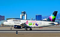 XA-VOP @ KLAS - XA-VOP Volaris Airbus A319-133LR (cn 4403)- Las Vegas - McCarran International (LAS / KLAS)USA - Nevada, December 22, 2011Photo: Tomás Del Coro - by Tomás Del Coro