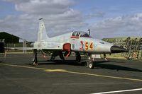 74-1554 @ EGWZ - Flightline at RAF Alconbury - by Friedrich Becker