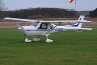 G-OMER @ X3CX - Parked at Northrepps. - by Graham Reeve