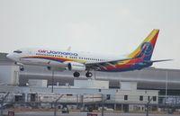 9Y-JMA @ MIA - Air Jamaica 737