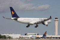 EI-DIR @ MIA - Air One A330