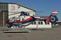 OE-BXB @ LOWW - Eurocopter 135