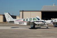 N111CC @ BOW - 1981 Beech 58TC N111CC at Bartow Municipal Airport, Bartow, FL - by scotch-canadian