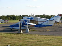 C-GEPE @ CYQB - Was based at Quebec City International, perhaps it's still there. - by Peter Pasieka