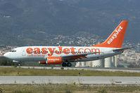 G-EZJT @ LEMG - Easyjet Boeing 737-700